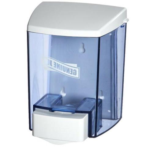 Genuine Joe Soap Dispenser Manual - Fl - Clear