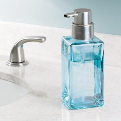 InterDesign Casilla Glass Soap Kitchen,