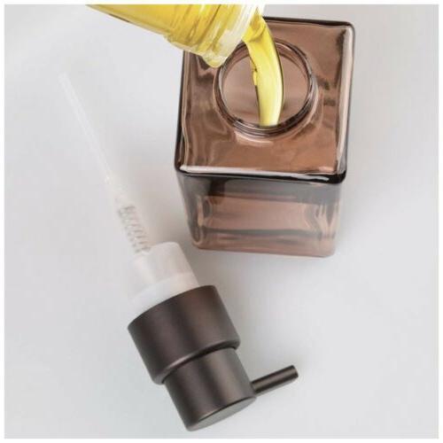 InterDesign Casilla Foaming Soap Pump. Kitchen, Bathroom Sand/Br