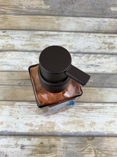 InterDesign Casilla Glass Foaming Soap Pump. Bathroom