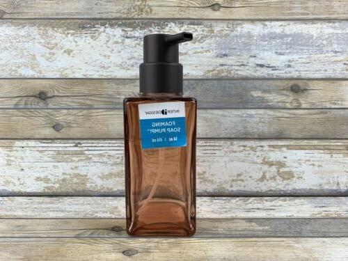 InterDesign Casilla Soap Dispenser Pump. Bathroom Sand/Br