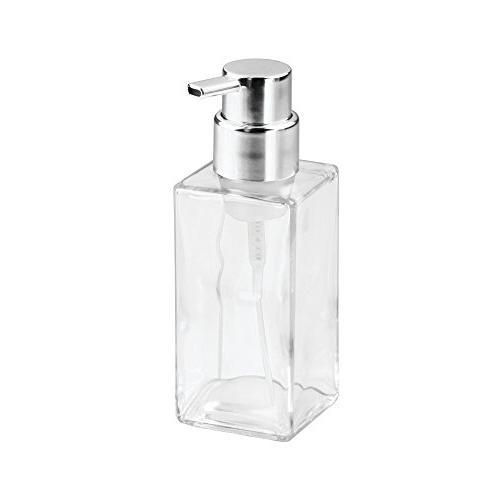 casilla glass foaming soap dispenser