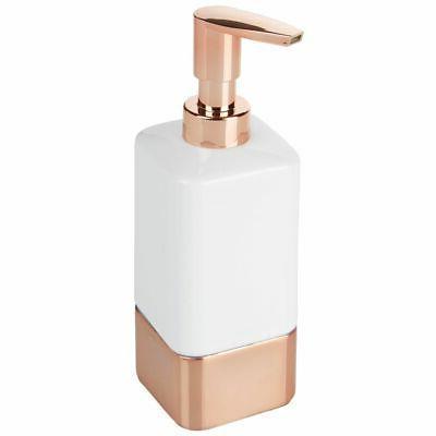 mDesign Ceramic Refillable Liquid