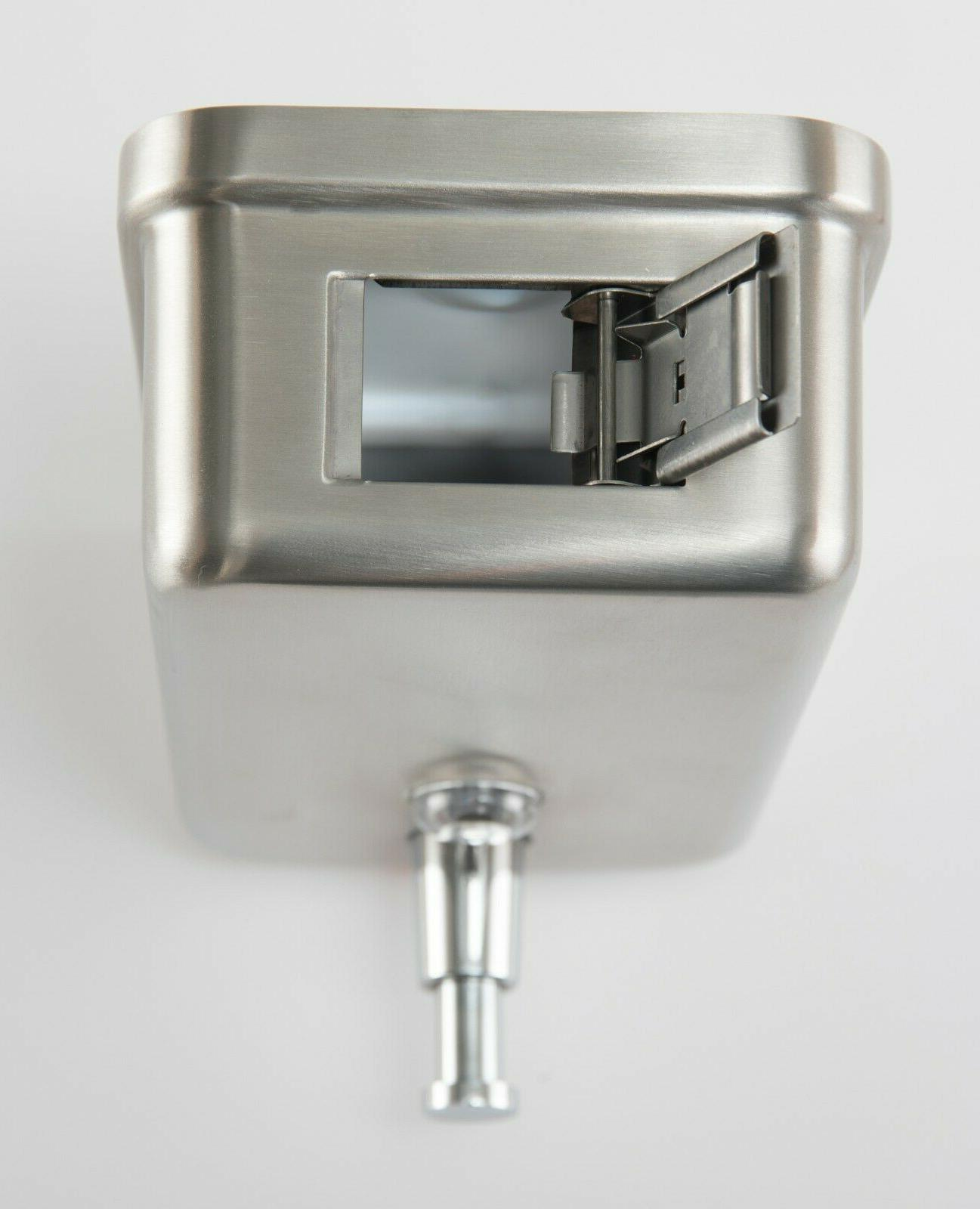 Commercial Soap Mount - Stainless Steel - Superior