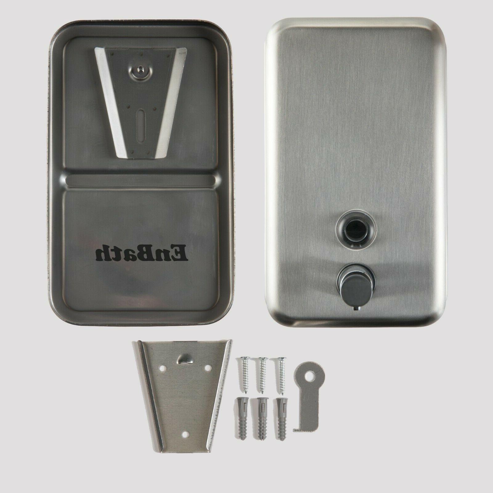 Commercial Soap Dispenser Mount -