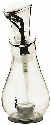 Cuisipro 83758000 13.2-Ounce Foam Pump Chrome Kitchen Hand-W