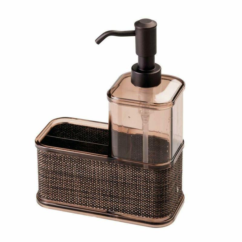 mDesign Sink Liquid Soap Pu