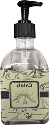 dinosaur skeletons soap lotion dispenser