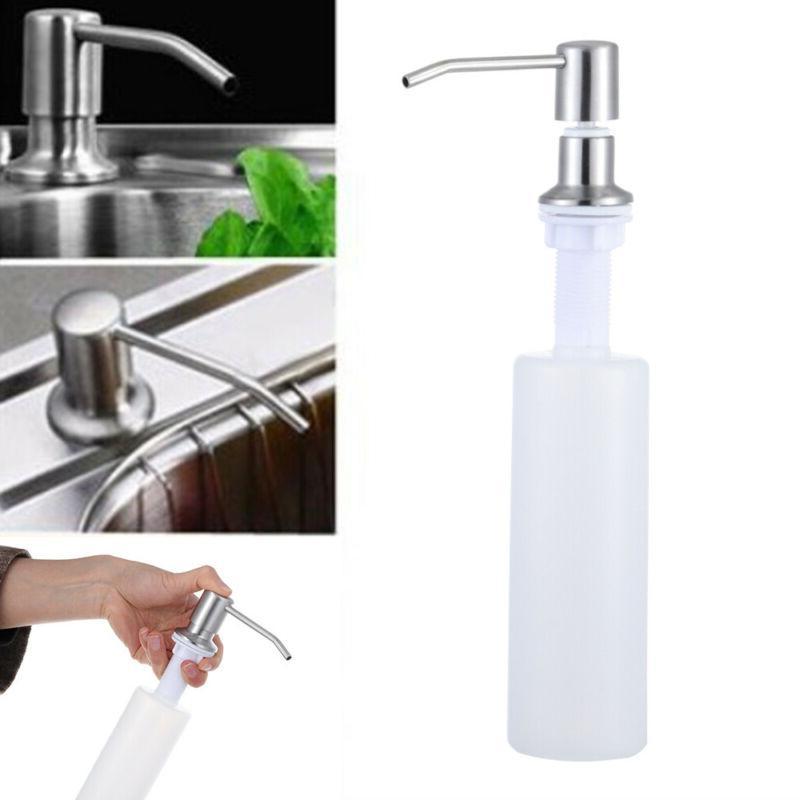 Kitchen Supplies Lotion Storage Bottle Sink Soap Dispenser B