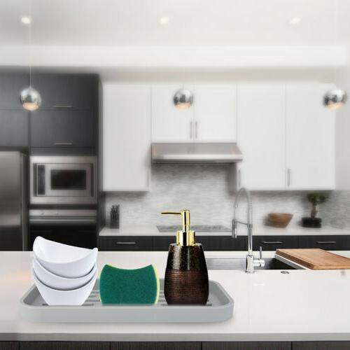 Kitchen Holder Silicone Sink Dispenser