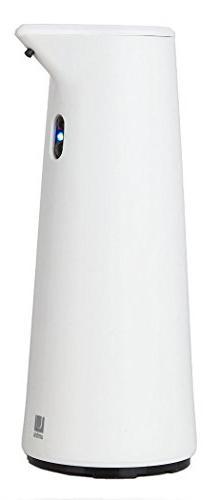 Umbra Finch Sensor Pump, White