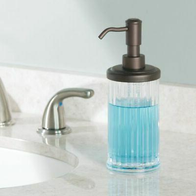 mDesign Refillable Liquid Soap Pump