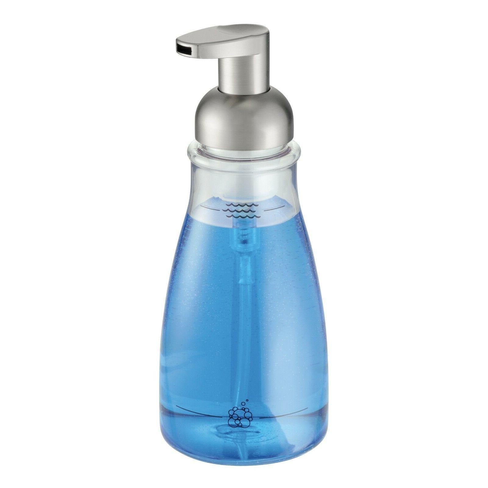 foaming soap dispenser pump 2 color options