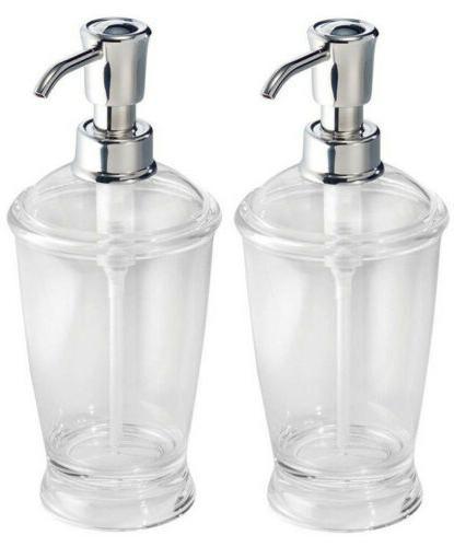 franklin 12 oz plastic soap pump dispenser