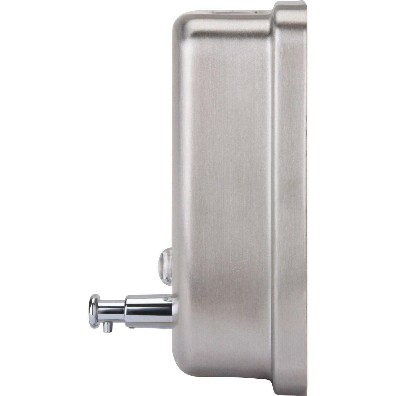 Genuine Steel Dispenser Manual