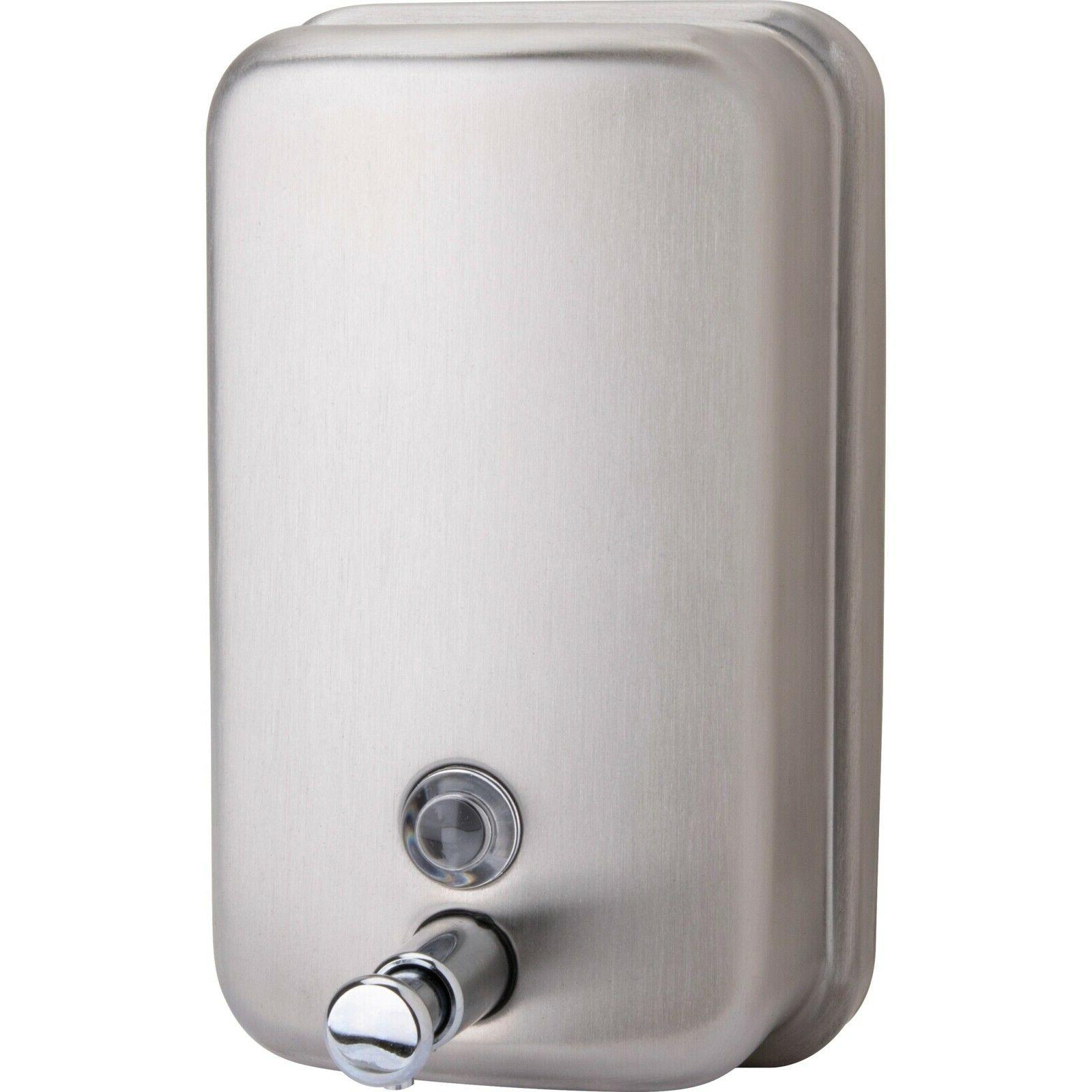 Genuine Gjo-02201 Steel Dispenser Manual
