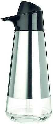 OXO Good Grips Stainless-Steel Kitchen Soap Dispenser