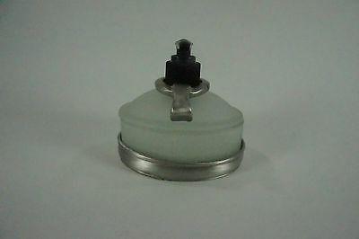 hammerhein vanitytop small lotion soap dispenser brushed