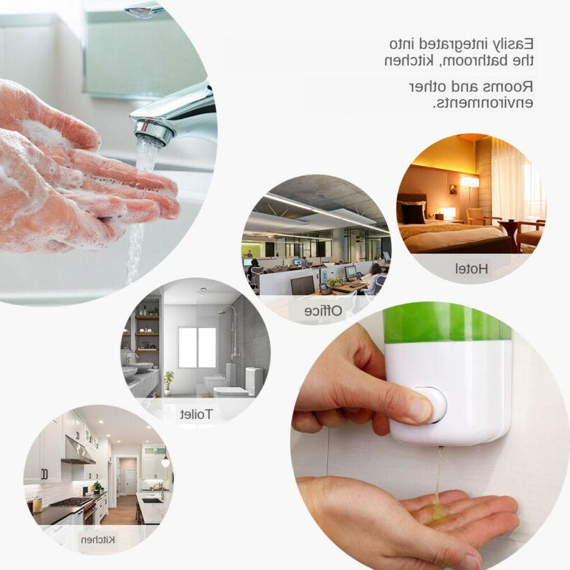 1000ml Liquid Soap Bathroom Kitchen Hand