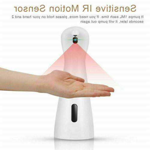Handsfree Touchless Electric IR Liquid