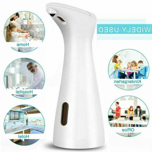 handsfree automatic soap dispenser touchless electric ir