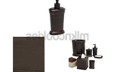 Zenna Home, India Ink Marion Lotion or Soap Dispenser, Oil R