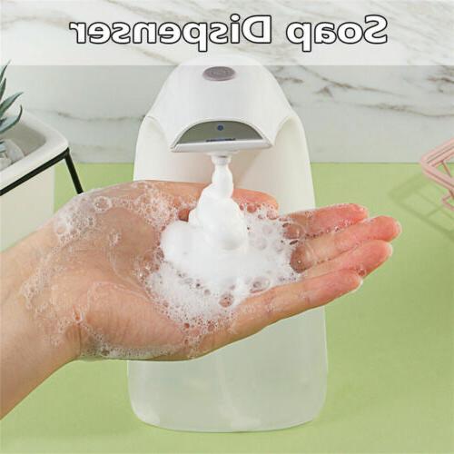 IR Dispenser Touchless Handsfree Liquid Hand Wash Bathroom