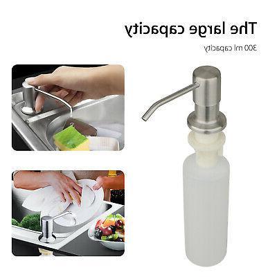 Kitchen Dispenser Lotion Pump Countertop Arc,