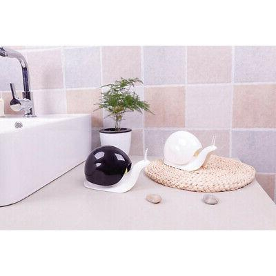 Liquid Dispenser Snail Pump Bottle Soap Lotion Kitchen Bathroom