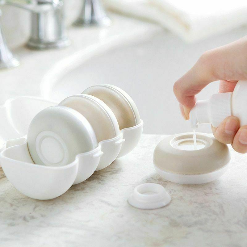 liquid soap dispenser container storage organizer outdoor