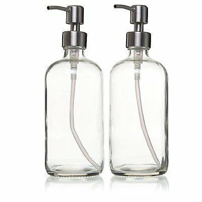 liquid soap dispenser stainless steel