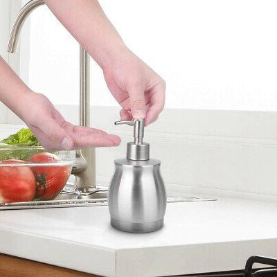 Lotion Liquid Soap Dispenser Pump Bottle Home 390ml Soap Dis