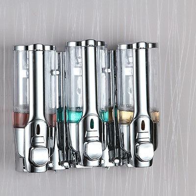 Mount Sanitizer Shampoo Washroom Lotion Pump