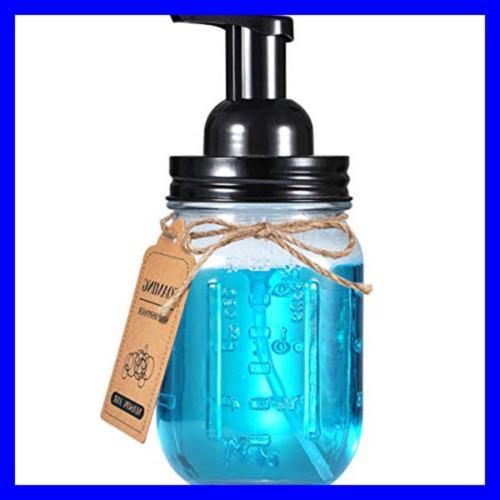Mason Jar Foaming Dispenser Lid/BPA 1 Pack