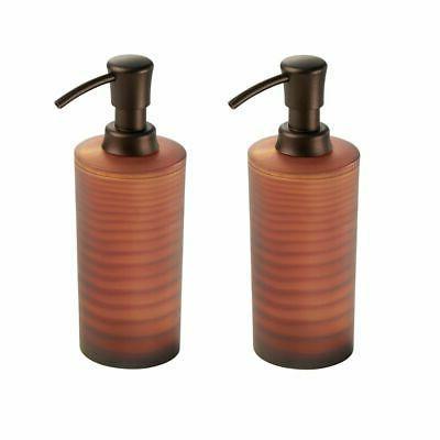 mdesign soap lotion dispenser