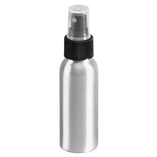 InterDesign Metro Rustproof Spray & Soap/Lotion Dispenser Pumps Set of Aluminum