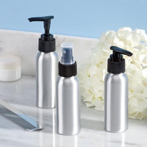 InterDesign Metro Spray Dispenser Pumps - Set of 3,