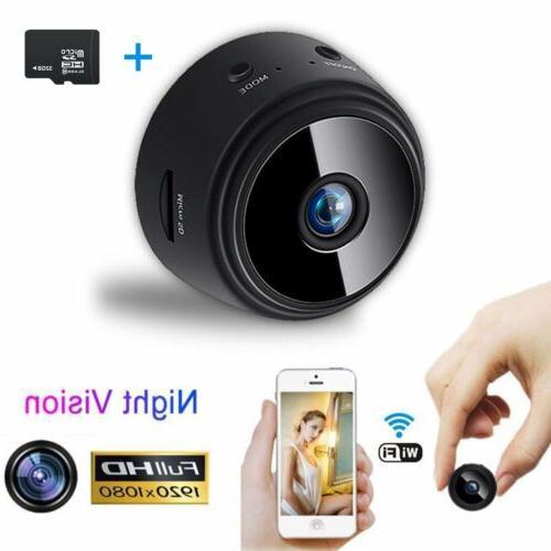 Mini Wifi Home HD 1080P Vision