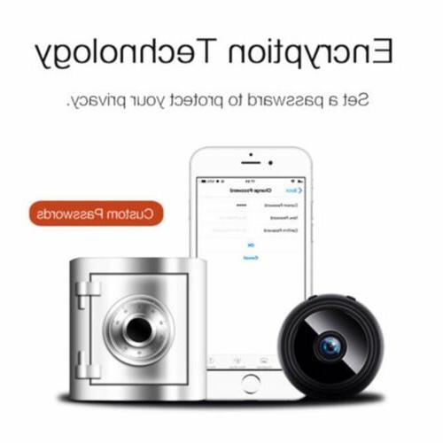Mini Wifi HD Vision Remote