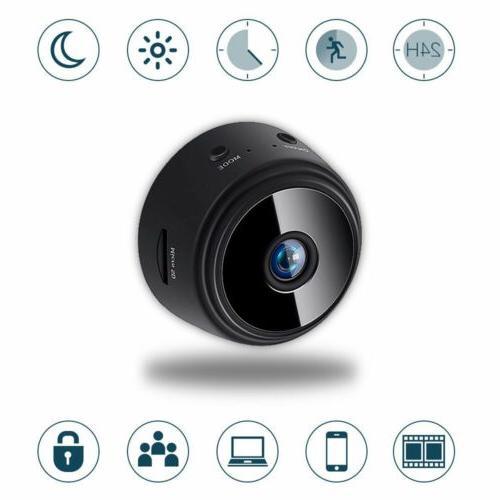 Mini Spy Camera Wifi IP Home HD 1080P Night Vision