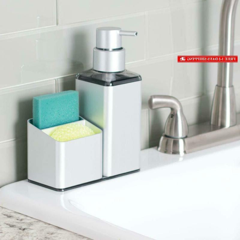 Mdesign Aluminum Soap Pump