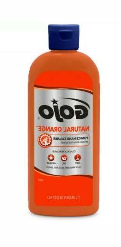 Gojo Natural Orange Scent Pumice Hand Cleaner Exfoliating Ge