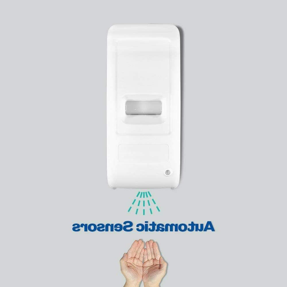 1000ml automatic soap sanitizer gel dispenser touch