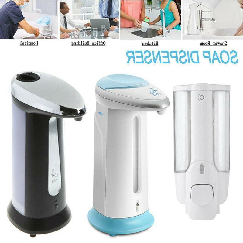 New Automatic Dispenser Touch-less Water-Resistant