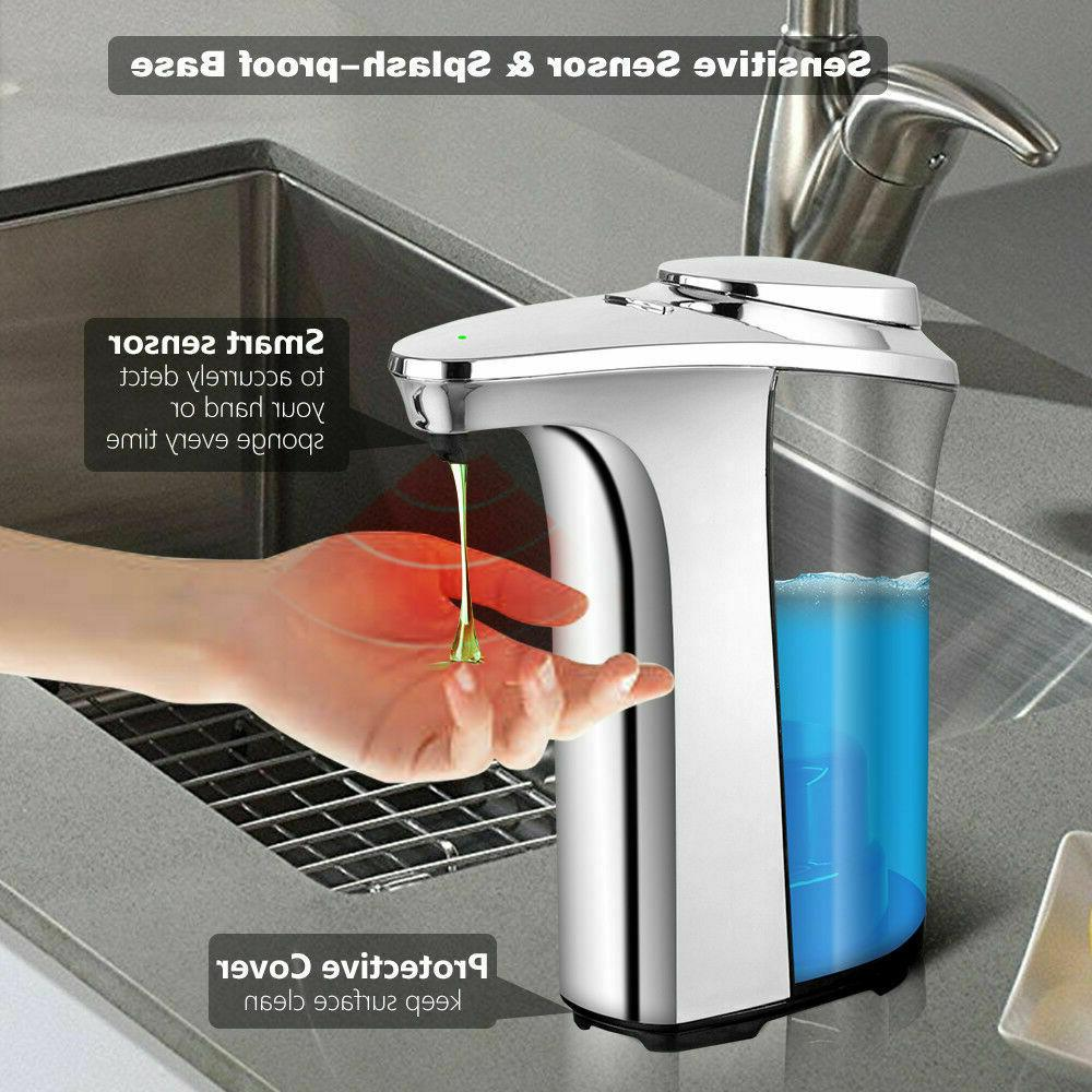 New Soap Dispenser Touch-less Battery