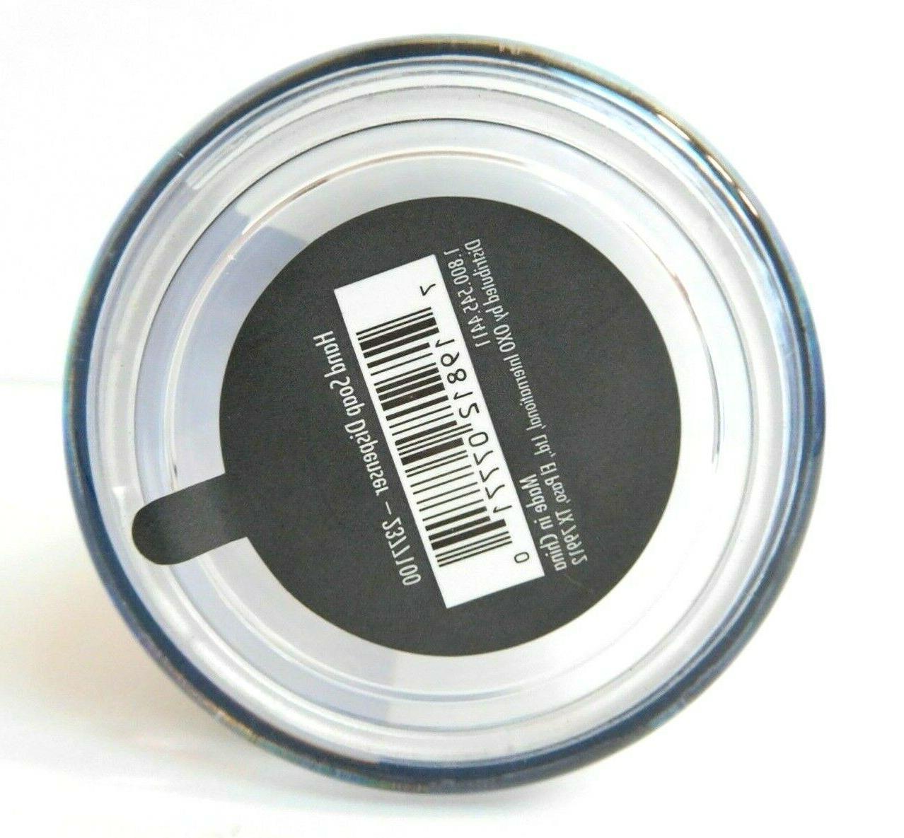 DISPENSER oz capacity BLACK