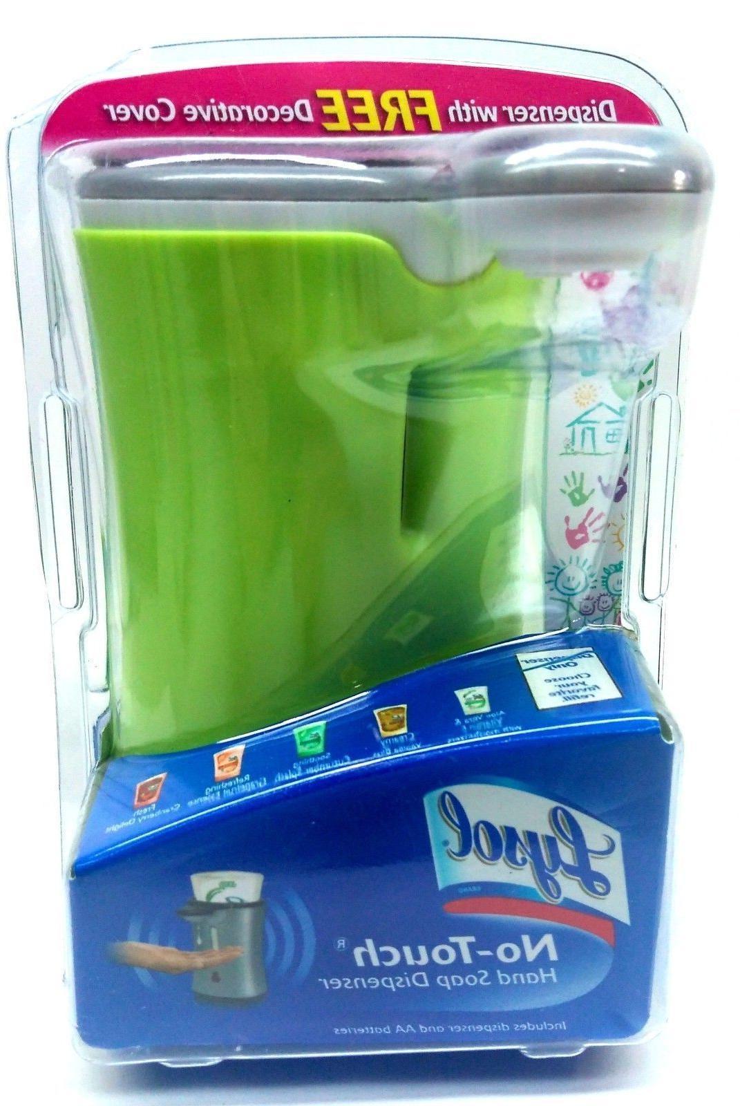 Lysol Soap Dispenser WHITE Removable Decorative Cover