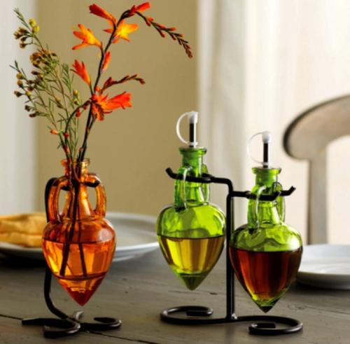 Orange G225VF Vinegar Dispensers, Colored