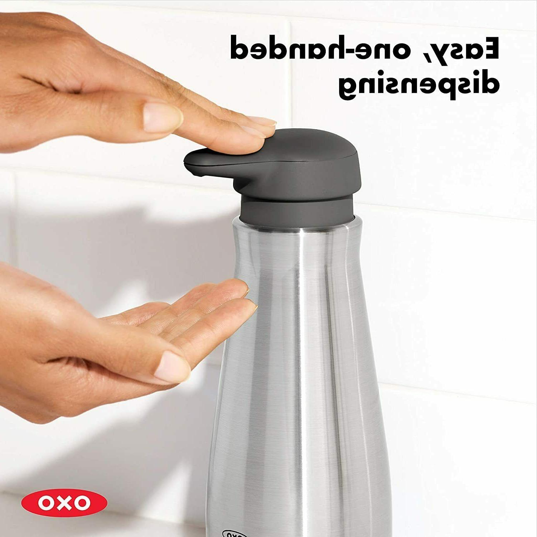 OXO Grips Steel Dispenser