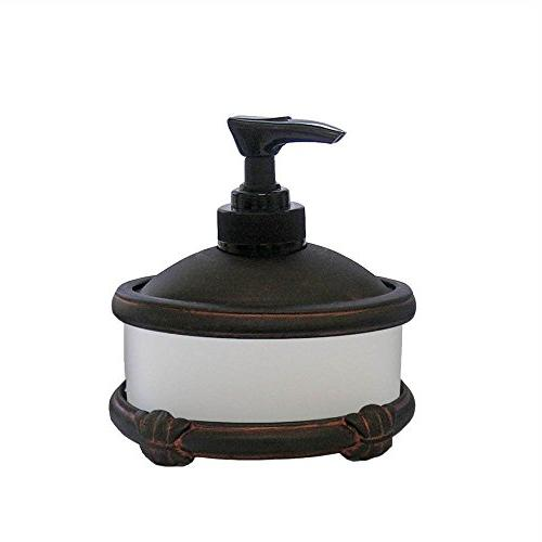 pompeii vanity sm dispenser